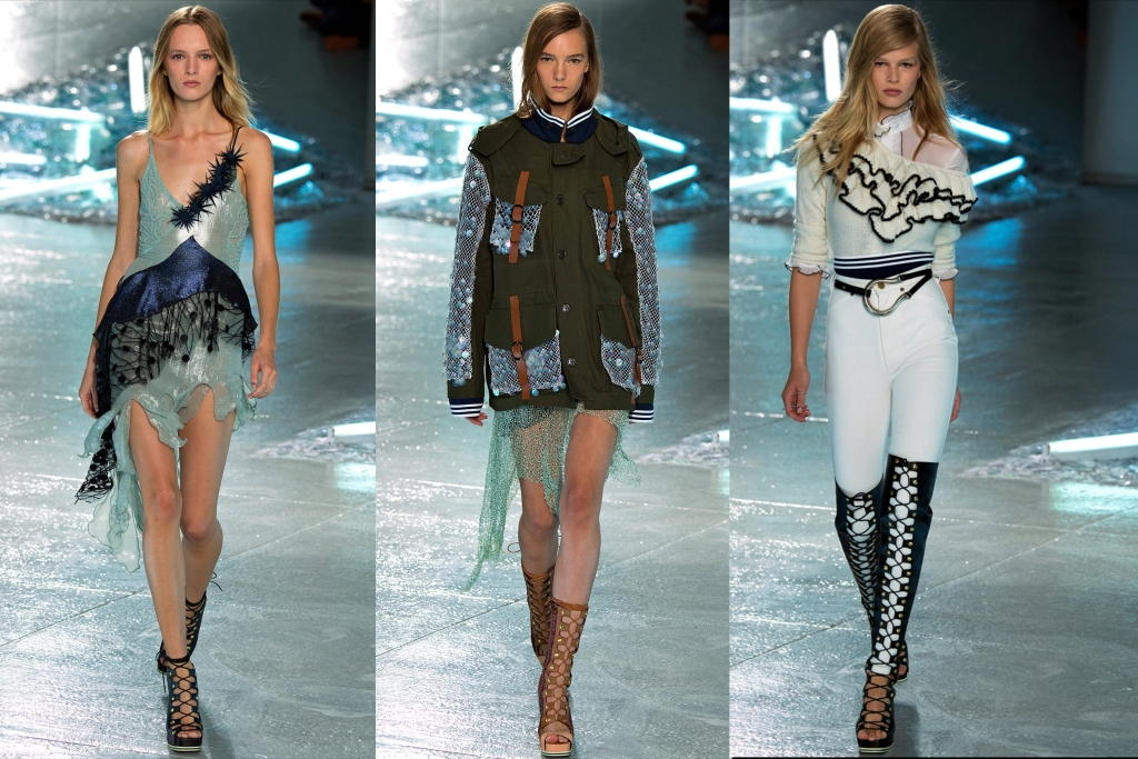 Rodarte collage