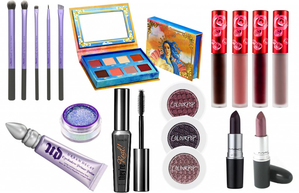 Grunge Makeup and beauty best buys